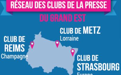 Clubs de la presse du Grand Est