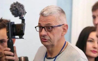 Le journaliste ukrainien Vadim Komarov est mort