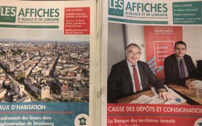 LES AFFICHES D'ALSACE LORRAINE