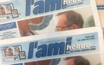 #1 : L'AMI HEBDO