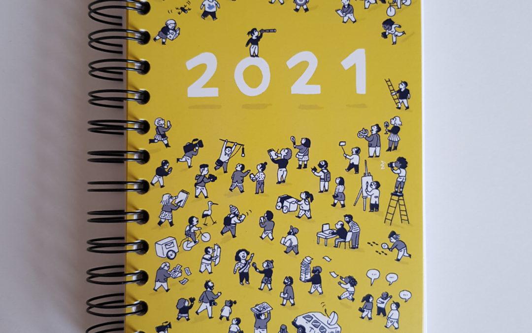 PARUTION DE L'ANNUAIRE 2021